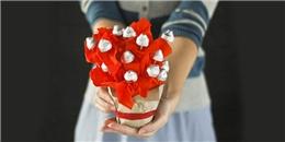 Làm chậu hoa siêu dễ thương chỉ với 5 bước đơn giản
