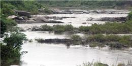 Đau lòng 4 học sinh cấp 2 chết đuối khi tắm sông