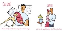 Rạo rực với những cảm giác khó định nghĩa trong tình yêu