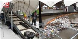 'Choáng' với công nghệ lọc rác thải tiên tiến của nước ngoài