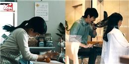 'Bó tay' với phim quảng cáo dao có một không hai của Nhật Bản