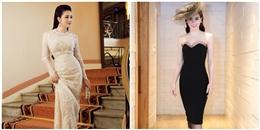 Mĩ nhân Việt đẹp mê hồn với phong cách thời trang cổ điển