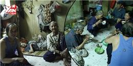 Xót lòng thăm mái ấm nghèo của các cụ già cơ nhỡ xa quê