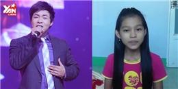 Cô bé 13 tuổi hát 'Chuyện ba mùa mưa' khiến Quang Lê ngỡ ngàng