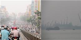 Hiện tượng mù khô vẫn còn tiếp diễn trong nhiều ngày tới