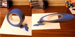 Những bức tranh 3D 'ảo tung chảo' khiến bạn ngẩn ngơ
