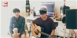 Hot boy Hàn 'gây bão' khi hát 'Không yêu cũng đừng làm bạn'