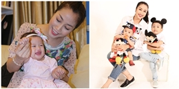 Ốc Thanh Vân tiết lộ mẹo chăm sóc gia đình hoàn hảo