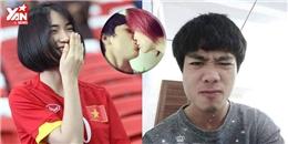 Hòa Minzy thấy hổ thẹn khi là người yêu của cầu thủ
