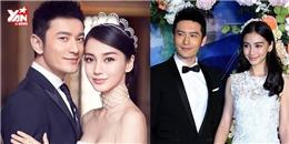 Nhìn lại tình yêu như ngôn tình của Huỳnh Hiểu Minh và AngelaBaby