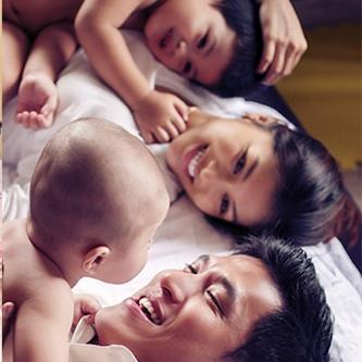 Những gia đình sao Việt hoàn hảo dù chưa có  đủ nếp đủ tẻ