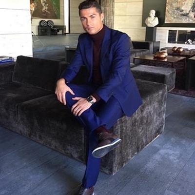Ronaldo hào hứng ra mắt mẫu giày CR7