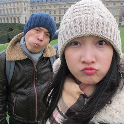 Mê mẩn nhan sắc vượt thời gian của Lam Trường cạnh vợ trẻ