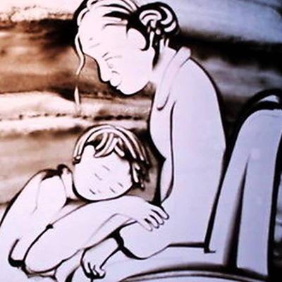 Rớt nước mắt người mẹ chặt lìa ngón tay để con đạt nguyện ước