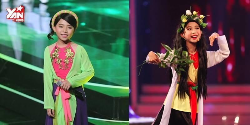 Choáng với tài giả gái của 2 tài năng nhí Việt