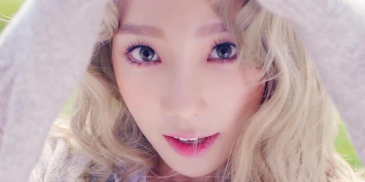Taeyeon xinh như mộng giữa trời Tây, nhá hàng sản phẩm mới