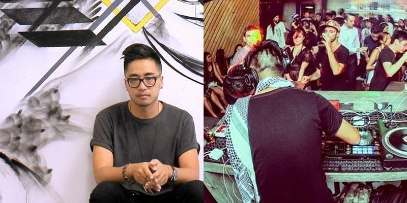 Đứ đừ trước anh chàng DJ Việt kiều cực điển trai tại MMF 2015