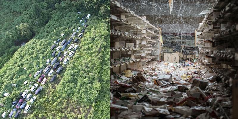 """Khám phá """"nét-đẹp-chết-người"""" của Fukushima4 năm sau thảm họa hạt nhân"""