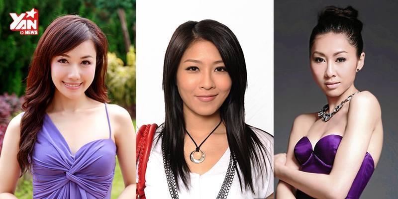 Những sao nữ tài sắc vẹn toàn nhưng bị TVB hờ hững