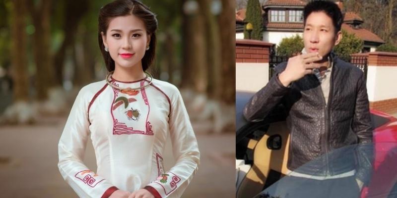Lộ diện bạn trai đại gia của Á hậu Diễm Trang