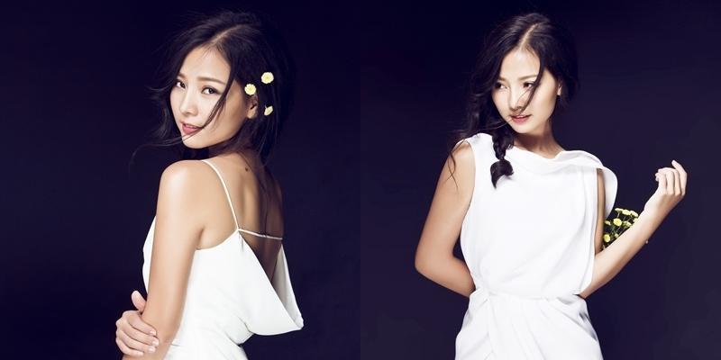 Chị Vinh  Khánh Hiền đẹp thuần khiết trong bộ ảnh mới
