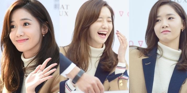 """1001 biểu cảm nhắng nhít """"đốn tim"""" fan của Yoona"""
