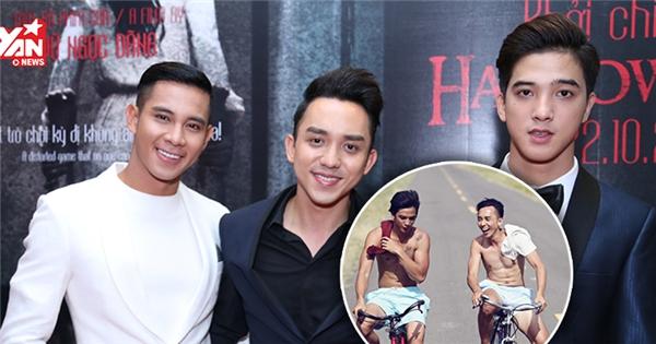 Có điều gì lạ trong bộ phim Việt toàn trai cởi trần?