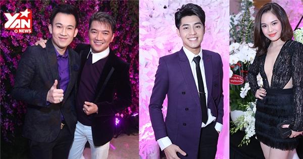 Noo Phước Thịnh, Giang Hồng Ngọc chúc mừng sinh nhật Mr.Đàm