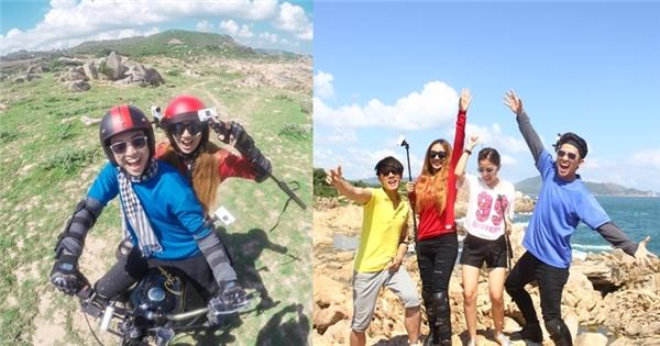 Ngỡ ngàng hành trình 'phượt' đẹp như mơ đến Đà Lạt, Phú Yên