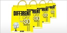 Different Day – 'đại tiệc' hàng hiệu đã quay trở lại