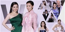Xa Thi Mạn cùng dàn sao Việt tưng bừng dự LYNK Fashion Show