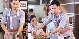 Sự thật ít ai biết về người bạn đời của NTK Adrian Anh Tuấn
