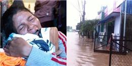 Đau lòng nhiều em học sinh thiệt mạng trong mưa lũ