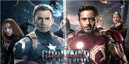 Captain America đại chiến Iron Man trong trailer mới vì bảo vệ  bạn trai