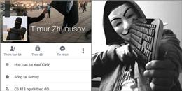 Thực hư trang cá nhân của 'tên khủng bố' khiến cư dân mạng hoang mang