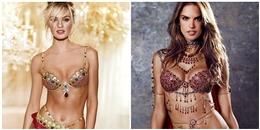 Lóa mắt với 15 mẫu nội y đắt giá nhất sàn diễn Victoria's Secret
