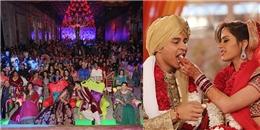 Bên trong đám cưới 500 tỉ 'không thể tin nổi' của đại gia Dubai