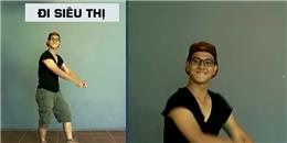 Cười nghiêng ngả với điệu nhảy có '1-0-2' dành cho tín đồ EDM