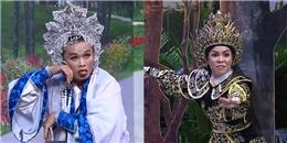 Chuyện tình của Việt Hương và Hữu Quốc lấy nước mắt của khán giả