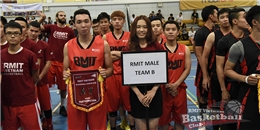 Hoành tráng với lễ ra quân Giải bóng rổ truyền thống RMIT 2015