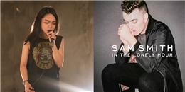 Vũ Thảo My tự tin cover 'hit' của Sam Smith