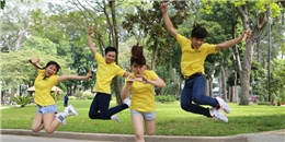 Giới trẻ hào hứng với cuộc thi nhảy 'Sôi động cùng Nabati'