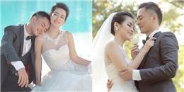 Tú Vi - Văn Anh công bố bộ ảnh cưới cực lãng mạn
