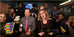 Adele bất ngờ tự cover 'hit' mới của mình cực vui nhộn