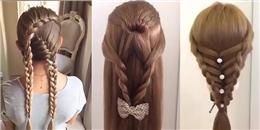 Những kiểu tóc đẹp đến 'nao lòng' dành cho con gái