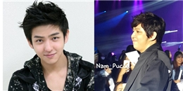 Fan sốc vì gương mặt ngấn mỡ của Kim Ki Bum