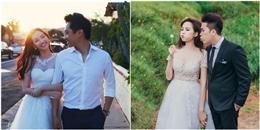 Những bộ ảnh cưới đẹp mê hồn của sao Việt trong năm 2015