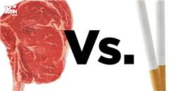 Thịt có thực sự gây ung thư?
