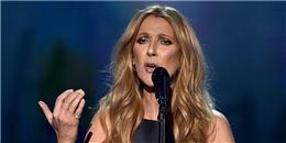 Celine Dion hát tưởng nhớ nạn nhân khủng bố Paris đầy cảm động