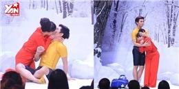 Khán giả 'hết hồn' khi Will (365) bị Việt Hương cưỡng hôn